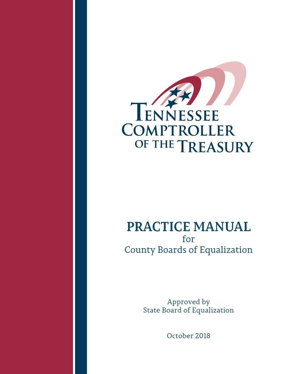 County Board of Equalization Practice Manual