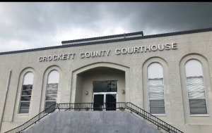CrockettCountyCourthouse