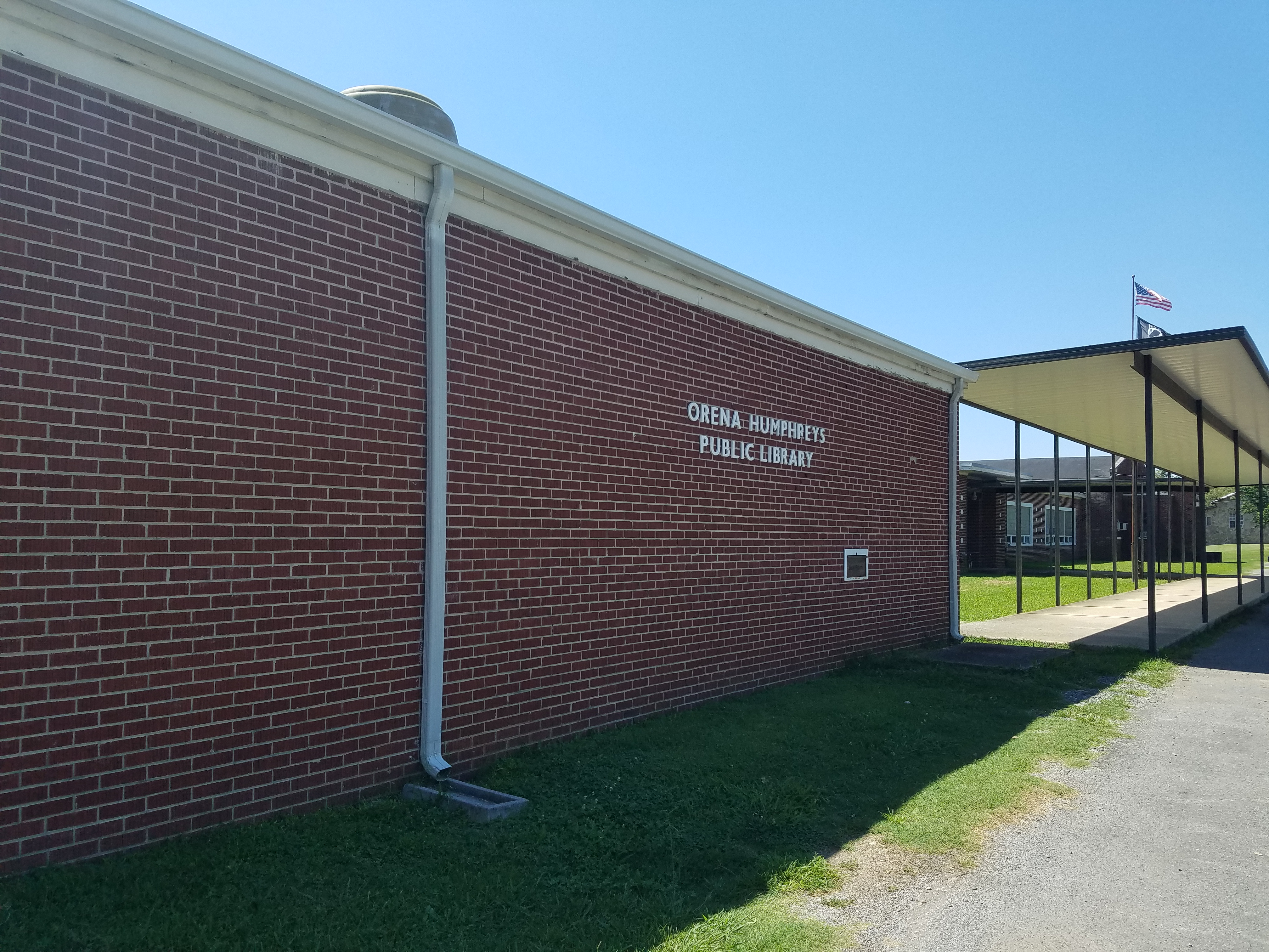 Whitwell Library Director Indicted for Theft